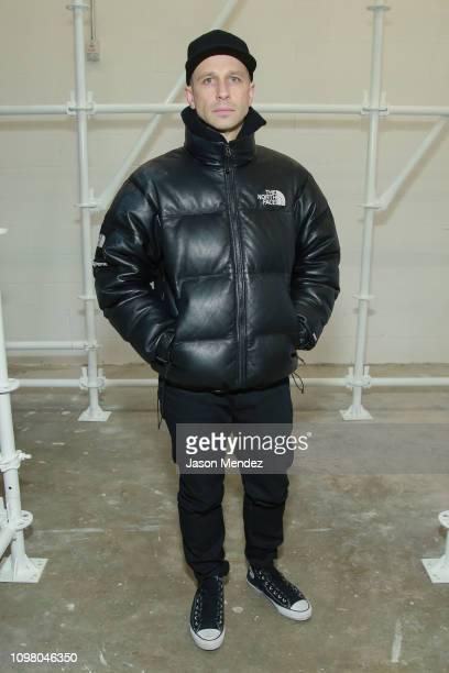 Alastair McKimm on February 11 2019 in New York City