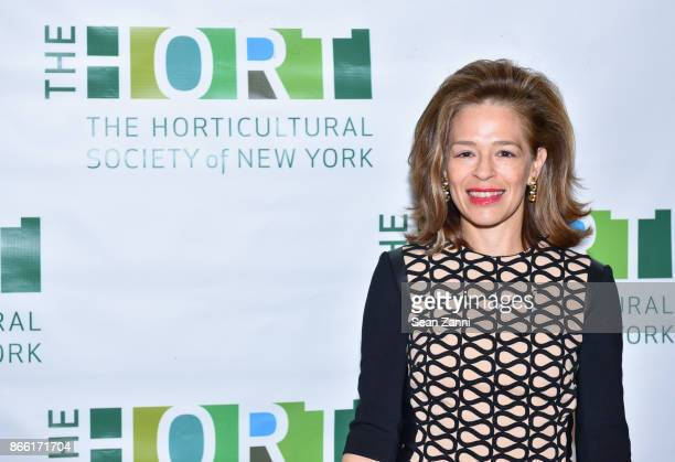 Alatia Bradley Bach attends Putting Good Food on the Table The Horticultural Society of New York's Annual Fall Luncheon Putting Good Food on the...