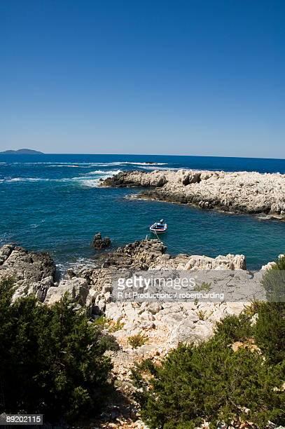 Alaties Beach area, Kefalonia (Cephalonia), Ionian Islands, Greece, Europe