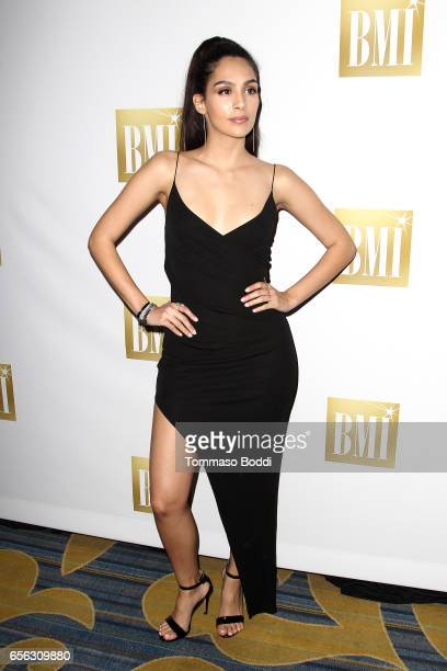 Alaya attends the 24th Annual BMI Latin Awards at the Beverly Wilshire Four Seasons Hotel on March 21 2017 in Beverly Hills California
