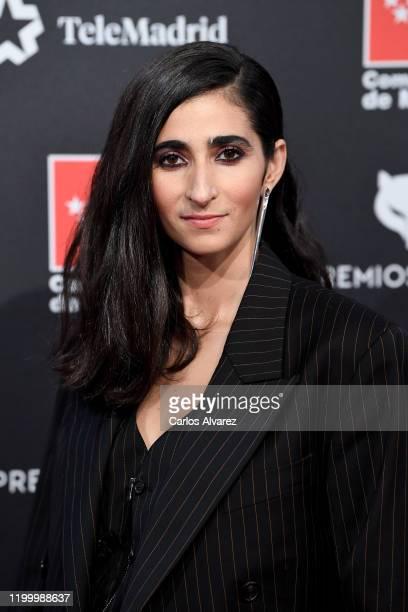 Alba Flores attends Feroz awards 2020 red carpet at Teatro Auditorio Ciudad de Alcobendas on January 16, 2020 in Madrid, Spain.