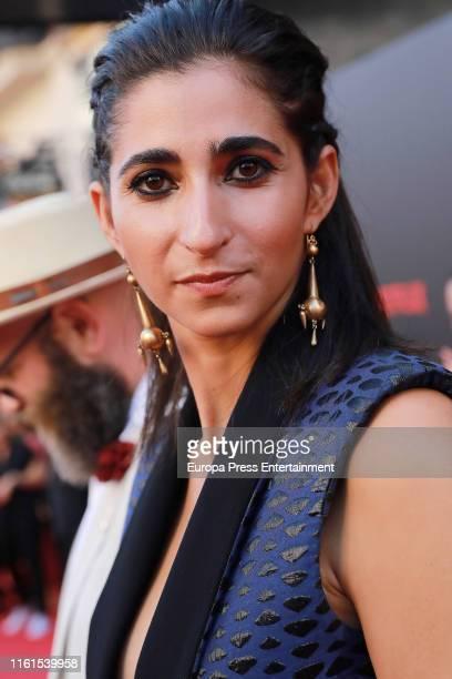 Alba Flores attends 'La Casa de Papel' Season 3 Premiere at Callao Cinema on July 11, 2019 in Madrid, Spain.
