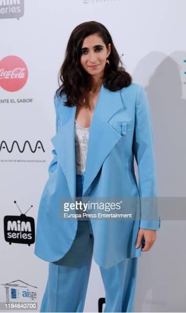 Alba Flores attends 'MiM' awards 2019 at Hotel Puerta de America on December 17 2019 in Madrid Spain