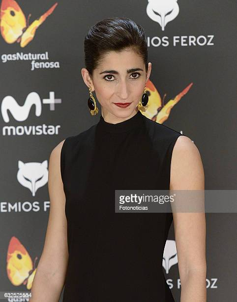Alba Flores attends the 2016 Feroz Awards ceremony at the Palacete de los Duques de Pastrana on January 23 2017 in Madrid Spain