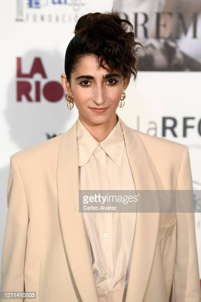 Alba Flores attends the Union de Actores Awards at the Circo Price on March 09, 2020 in Madrid, Spain.