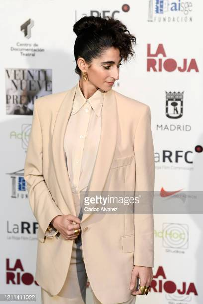 Alba Flores attends the Union de Actores Awards at the Circo Price on March 09 2020 in Madrid Spain