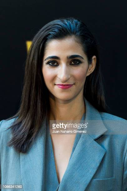 Alba Flores attends 'Vis A Vis' photocall at Santo Mauro Hotel on November 29 2018 in Madrid Spain
