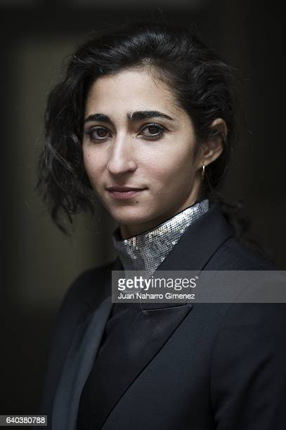 Alba Flores poses during a portrait session on December 15 2016 in Madrid Spain