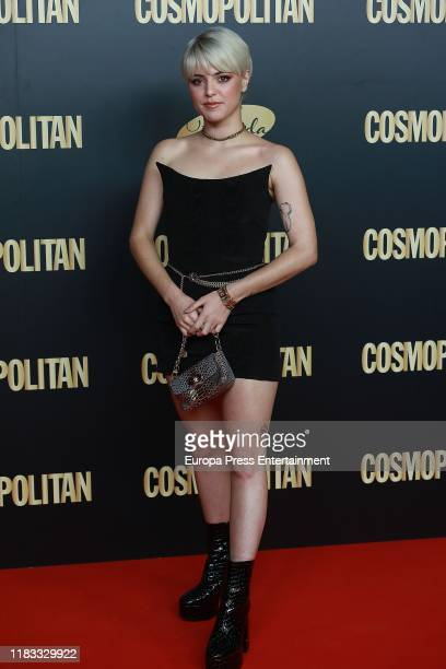 Alba Reche attends Cosmopolitan Awards 2019 on October 24 2019 in Madrid Spain