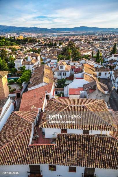 Albaicin at Granada Spain