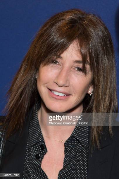 Albane Cleret attends the 'Diner Des Producteurs' Producer's Dinner Cesar 2017 at Four Seasons Hotel George V on February 20 2017 in Paris France