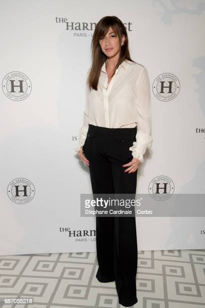 Albane Cleret attends The Harmonist Party during the 70th annual Cannes Film Festival at on May 22 2017 in Cannes France