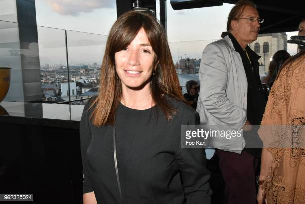 Albane Cleret attends Tribute To Hubert Boukobza Boss of Les Bains Douches Club during the Nineties At the Montana on May 25 2018 in Paris France
