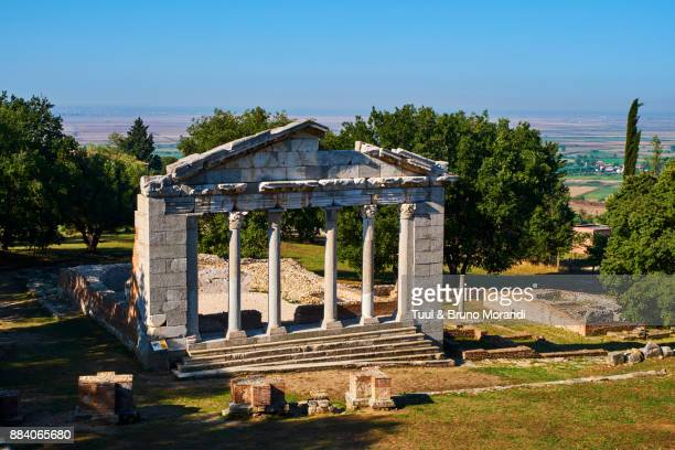 Albania, Fier province, Appollonia, ancient greek town