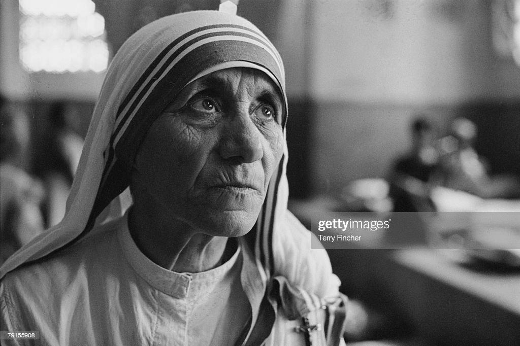 Mother Teresa : ニュース写真