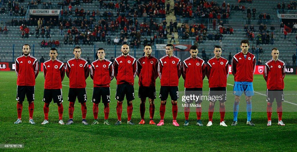 Albania vs Georgia - International Friendly : News Photo