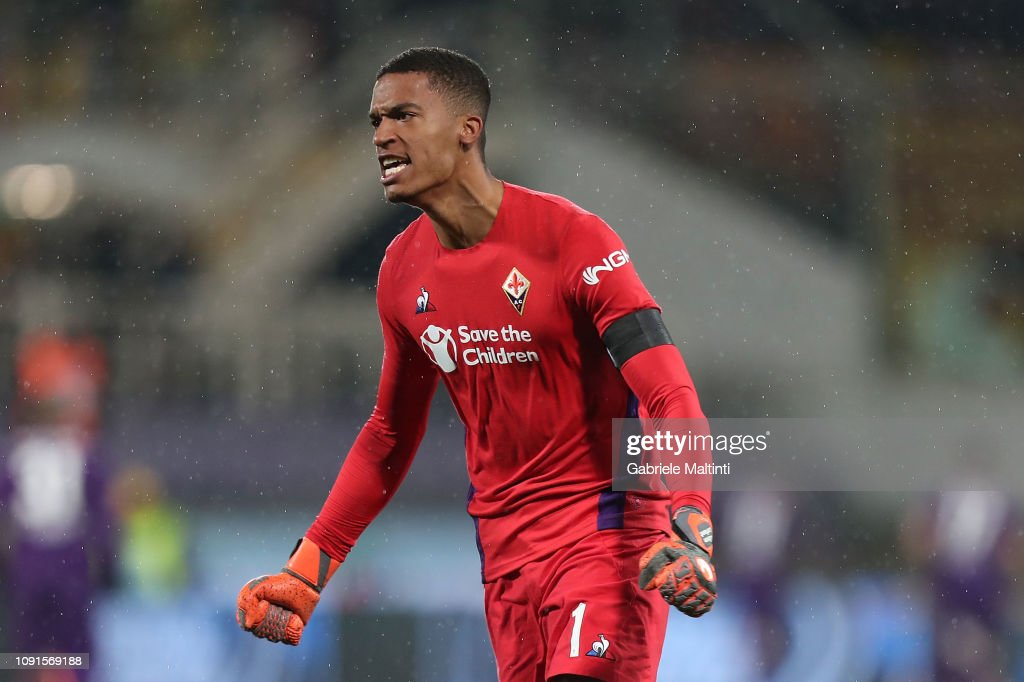 ACF Fiorentina v AS Roma - Coppa Italia : ニュース写真