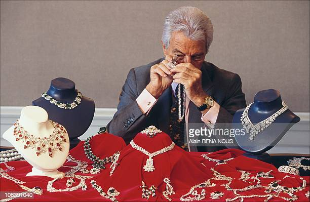 Albano Bochatay in Geneva Switzerland on May 06 1996