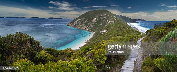 albany coastline - western australia stock photos and pictures