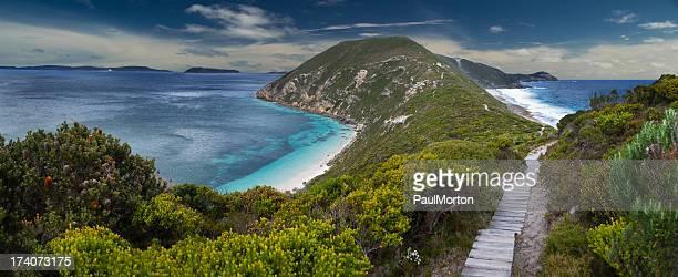 litoral de albany - austrália ocidental - fotografias e filmes do acervo