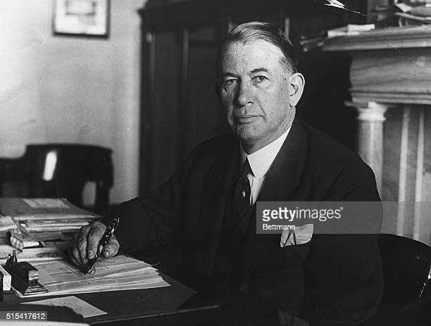 Alben William Barkley Senator and 35th vice president of the United States under President Harry Truman