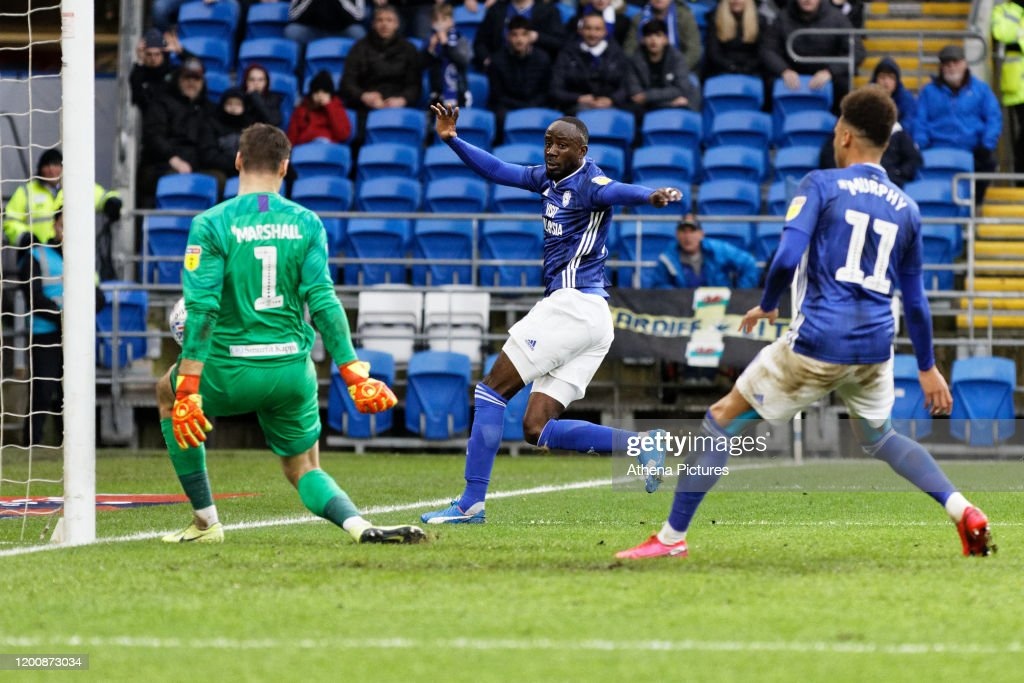 Cardiff City v Wigan Athletic - Sky Bet Championship : News Photo