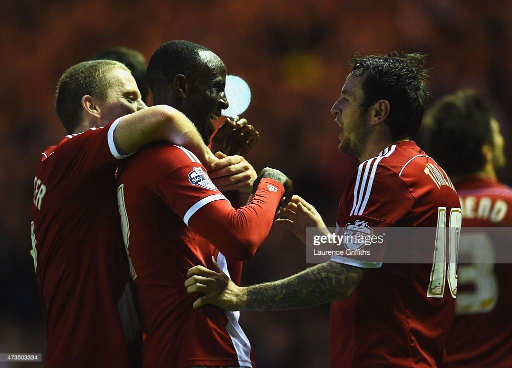 Middlesbrough v Brentford - Sky Bet Championship Playoff Semi-Final