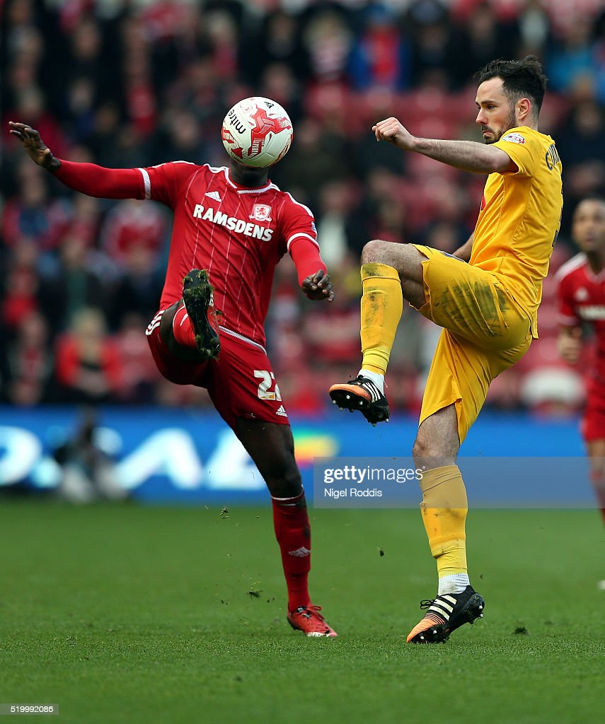 Middlesbrough v Preston North End - Sky Bet Championship