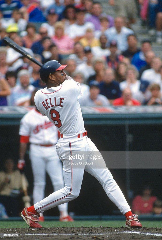 Cleveland Indians : News Photo