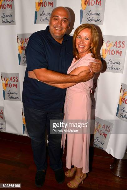 Albert Bianchini and Laurie Gelman attend Michael Gelman Celebrates The Launch Of CLASS MOM A Novel By Laurie Gelman at Loi Estiatorio on July 26...