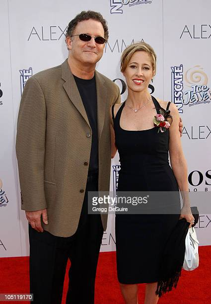 Albert Brooks during Alex Emma World Premiere Hollywood at Mann's Chinese Theatre in Hollywood California United States