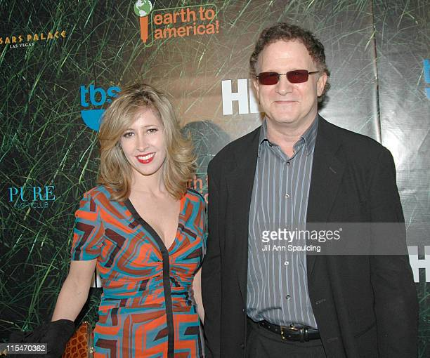 Albert Brooks during Earth to America After Party at PURE Night Club Arrivals at PURE Night Club Caesar's Palace in Las Vegas Nevada United States
