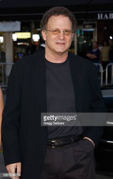 Albert Brooks during It Runs In The Family Premiere Arrivals at Mann Bruin Theatre in Westwood California United States