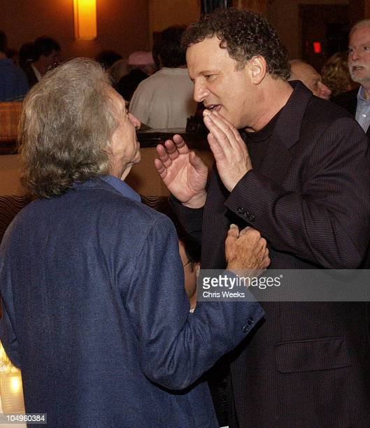 Albert Brooks during The InLaws Premiere Party at The Sunset Room in Hollywood California United States