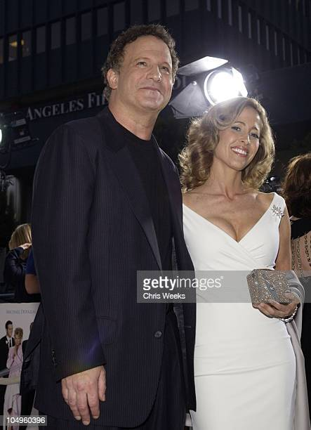 Albert Brooks Kimberly Brooks during Premiere of The InLaws at Cinerama Dome in Hollywood California United States