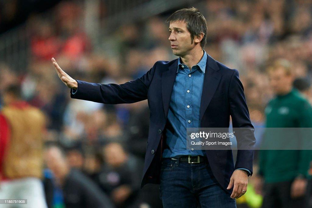 Valencia CF v Lille OSC: Group H - UEFA Champions League : News Photo