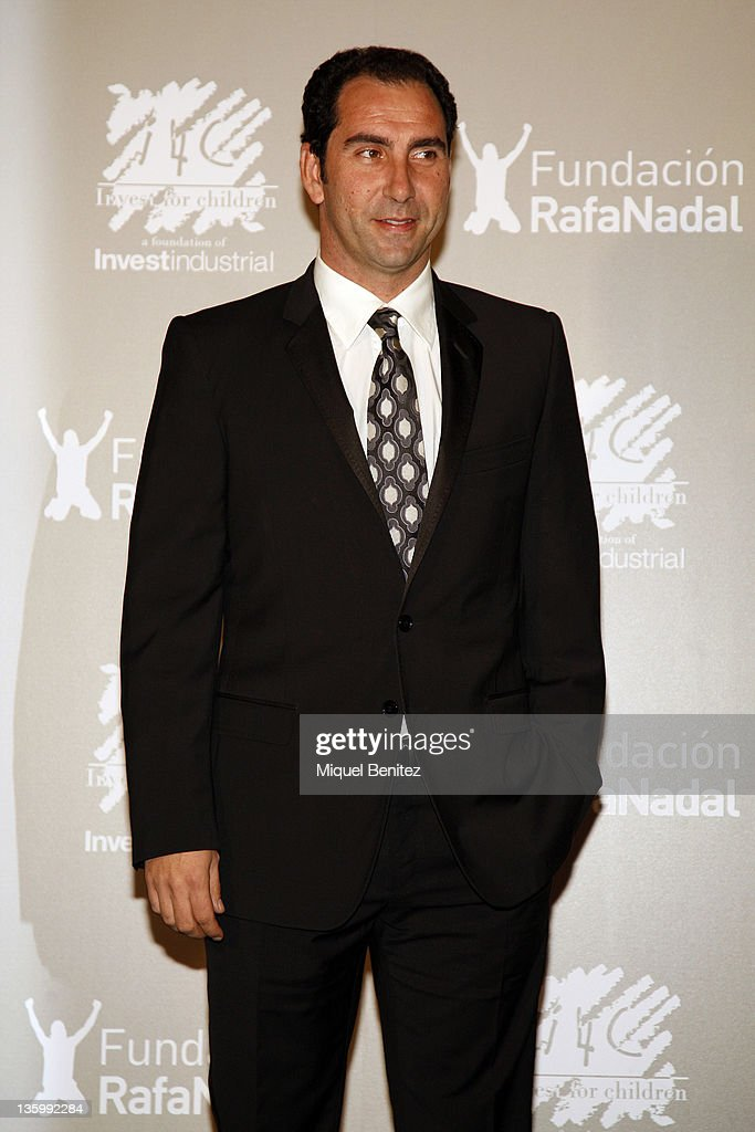 """Juntos Por La Integracion"" Charity Gala In Barcelona"