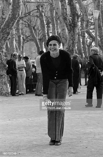 Albert Debarge Marries Josianne Rousset In Sainttropez SaintTropez 14 Avril 1969 Lors du mariage d' Albert DEBARGE et Josianne ROUSSET une jeune...