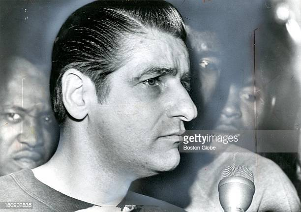Albert DeSalvo at the maximum security prison in Walpole March 16 1973 The selfconfessed Boston Strangler is serving a life sentence