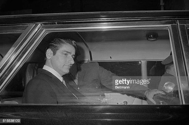 Albert DeSalvo mental patient and selfconfessed Boston Strangler smiles as he is driven away from the courthouse An allmale Superior Court jury found...