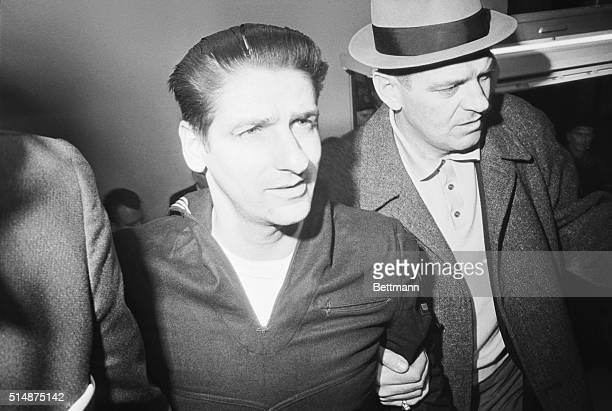 Albert DeSalvo the Boston Strangler was captured in a West Lynn uniform store after escaping from Bridgewater State Hospital