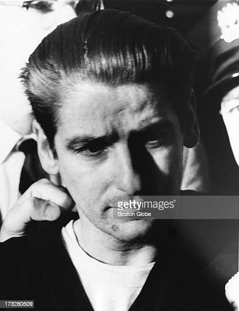 Albert DeSalvo the confessed 'Boston Strangler'