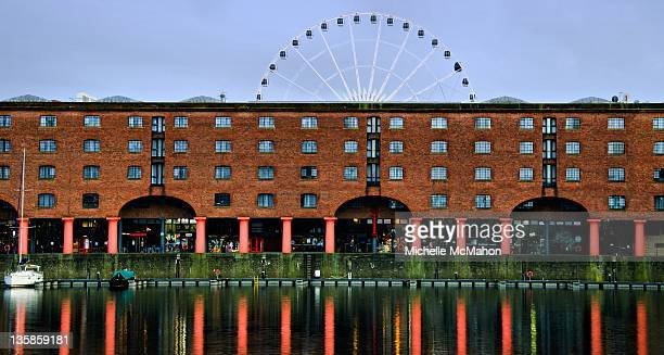 Albert Dock and Big Wheel