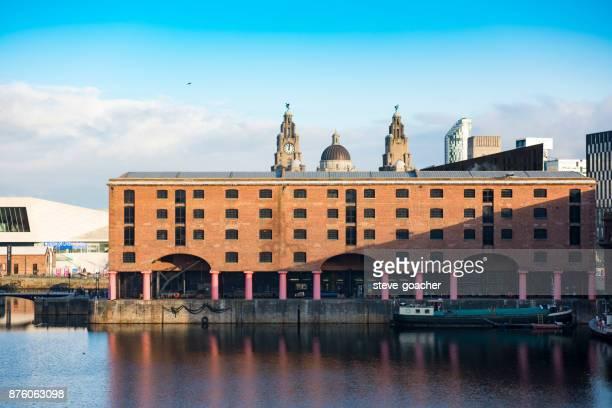 Albert Dock Liverpool, UK