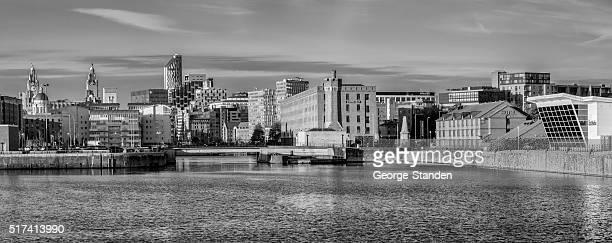 Albert Dock Panorama, Liverpool
