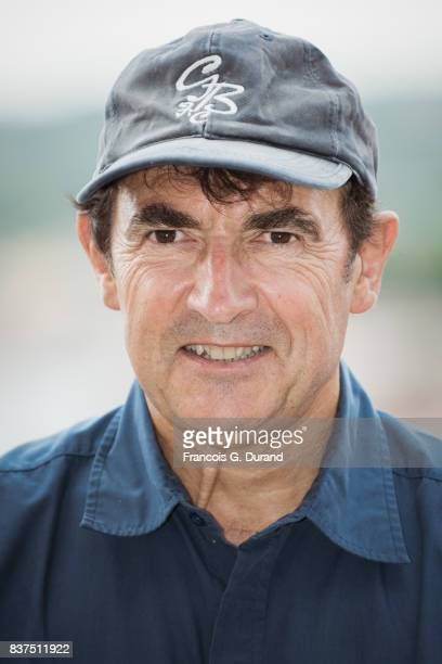 Albert Dupontel attends the 10th Angouleme FrenchSpeaking Film Festival on August 22 2017 in Angouleme France