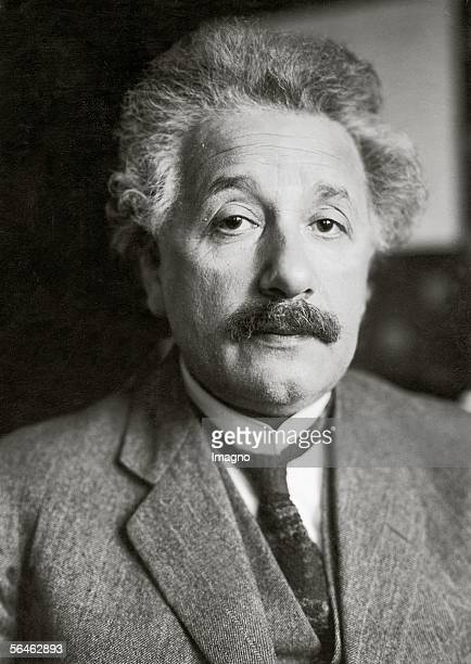 Albert Einstein German physicist Photography around 1925 [Albert Einstein deutscher Physiker Photographie um 1925]