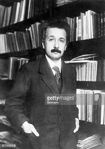 Albert Einstein German physicist who developed the theory of relativity Undated photograph