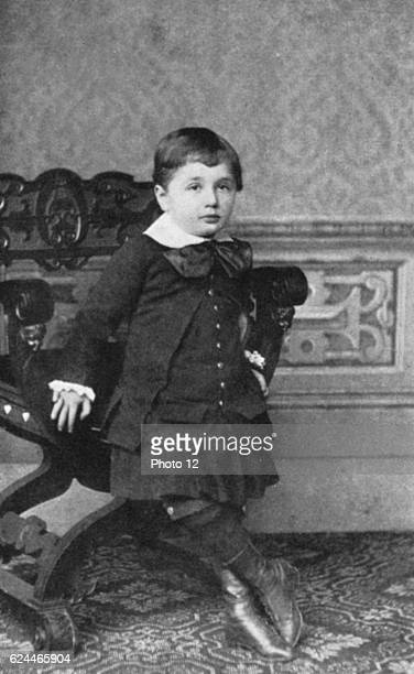 Albert Einstein GermanSwiss mathematician Relativity Einstein as a small child
