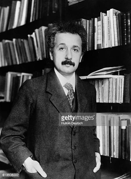 Albert Einstein the mathematician and physicist He developed the theory of relativity and was awarded the 1921 Nobel prize for physics